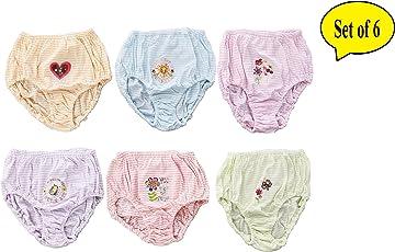 Baby Bucket Soft Cotton Baby Girl's & Boy's Panties