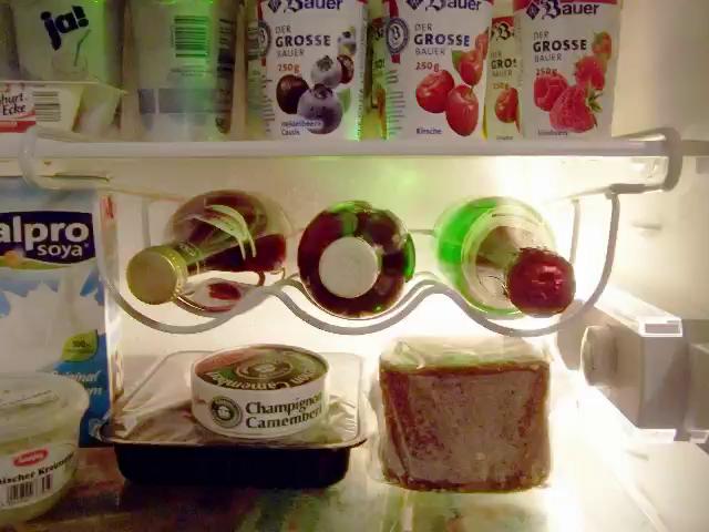Kühlschrank Flaschenhalter Universal : Electrolux universal flaschenhalter amazon elektro großgeräte