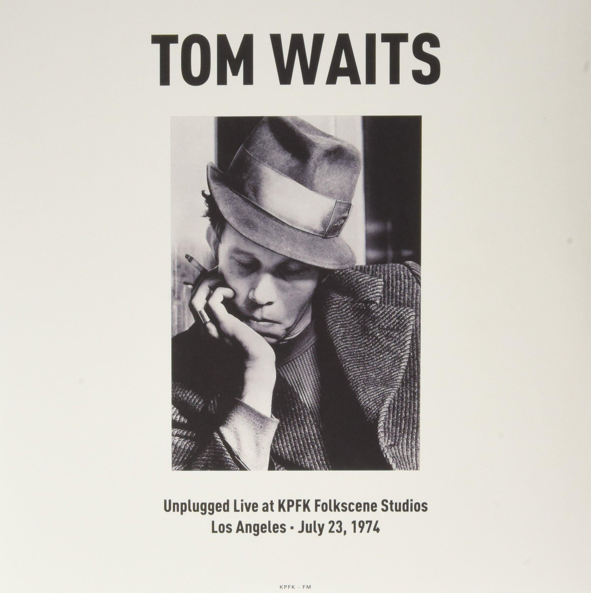 Tom Waits - Unplugged Live at Kpfk Folkscene Studios in Los An