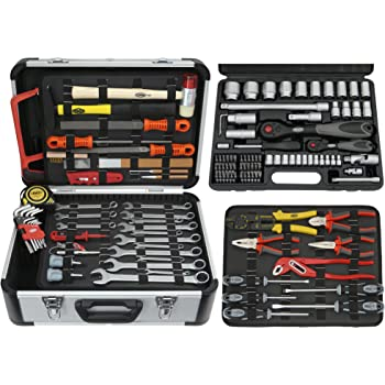 Famex 723-47 Mallette à outils de mécanicien complète, 130 170 pièces 9d1ed3d05516