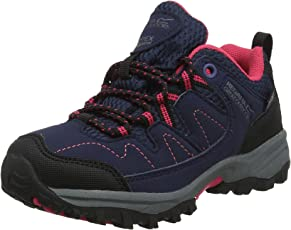 Regatta Unisex-Kinder Holcombe Low Jnr Trekking-& Wanderhalbschuhe
