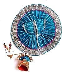 Laddu Gopal Dress Combo Set Super Soft Size 5 No