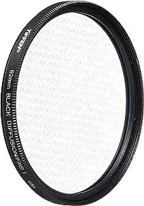 Tiffen Filter 62mm Black Diffusion 1 Filter Kamera