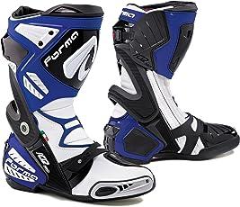 FORMA Stivali Moto Ice PRO Certificazione di Approvazione, Blu, 47