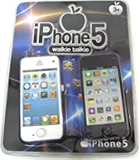 ARTBOX iphone 5 Style Look Walkie Talkie for Kids - 2 Pieces