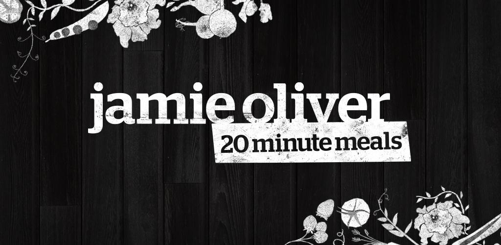 Jamie's 20 Minute Meals Screenshot