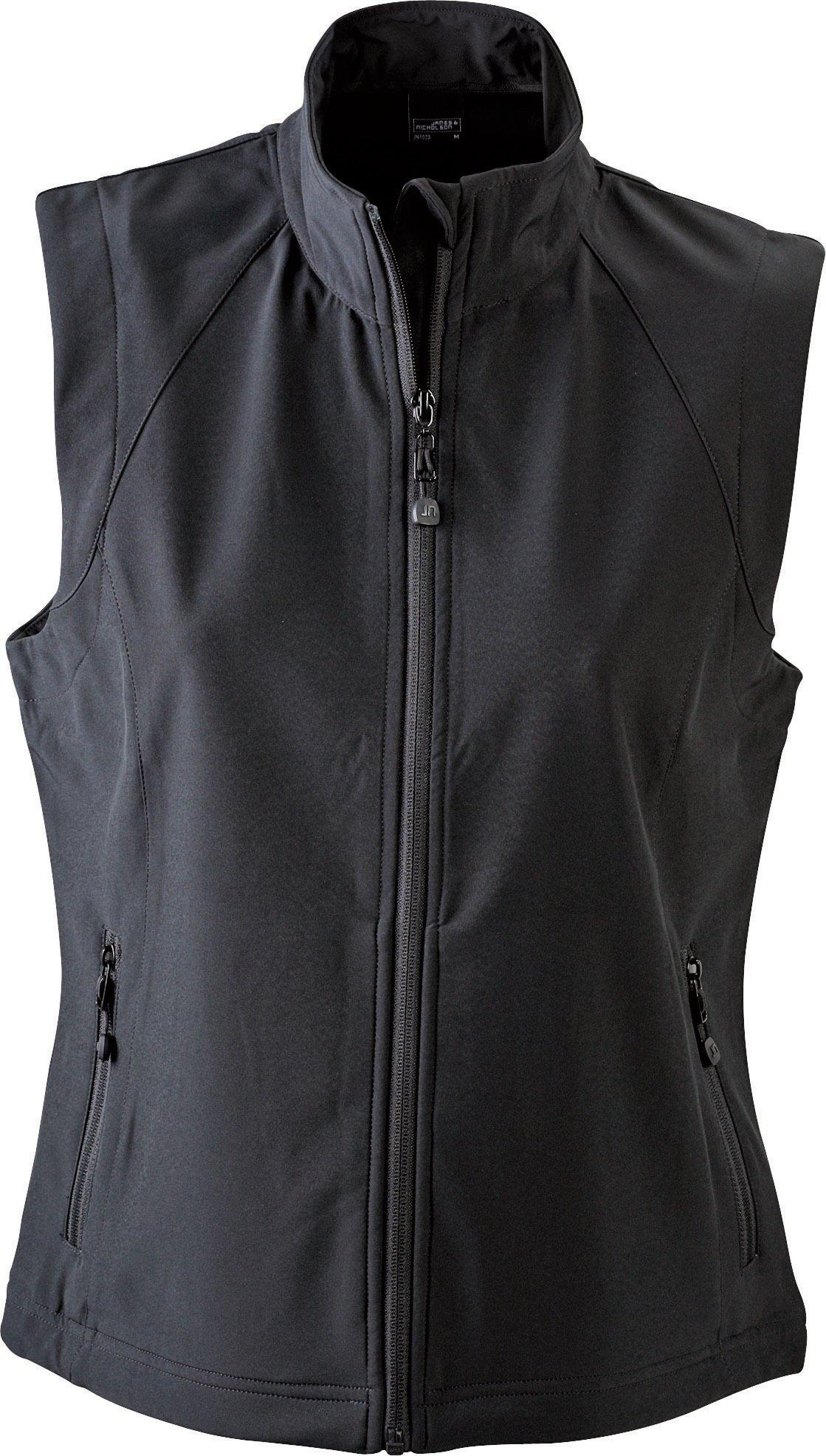 81uGVQwAcmL - James & Nicholson Women's Softshellweste Jacket
