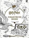 Harry Potter Colouring Book (ANGLAIS)