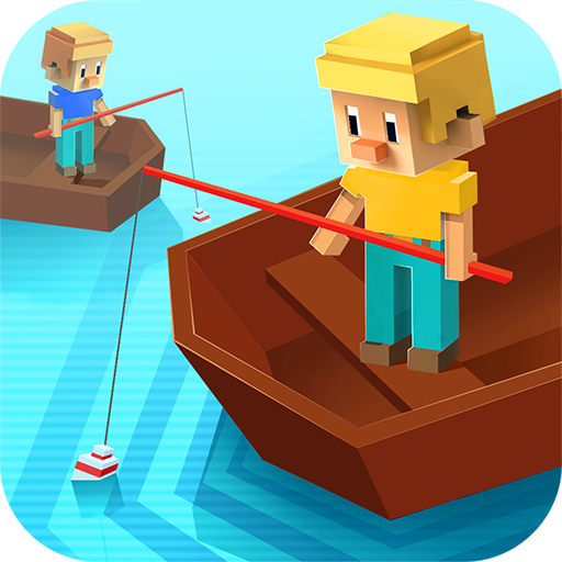 Craft Fishing Game: Cubed Exploration Survival | Do What You Want Game