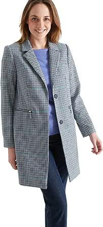 Balsamik – Cappotto 3/4, stile sopra, 29% lana – Donna