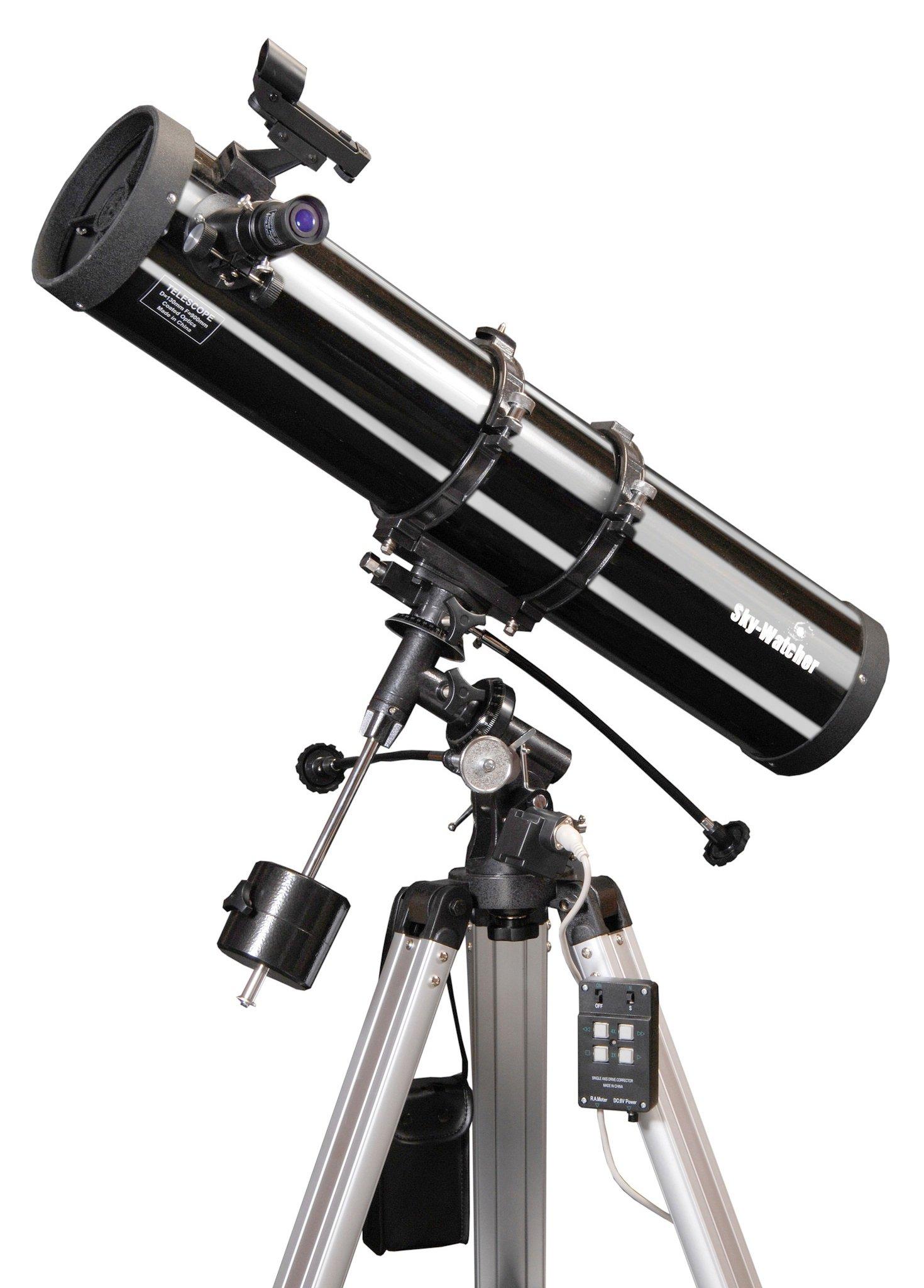 "Skywatcher Explorer-130M 130mm (5.1"") f/900 Motorised Newtonian Reflector Telescope 10713"