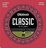 D'Addario EJ27N-1/2 Satz Nylonsaiten für 1/2 Konzertgitarre - Normal Tension