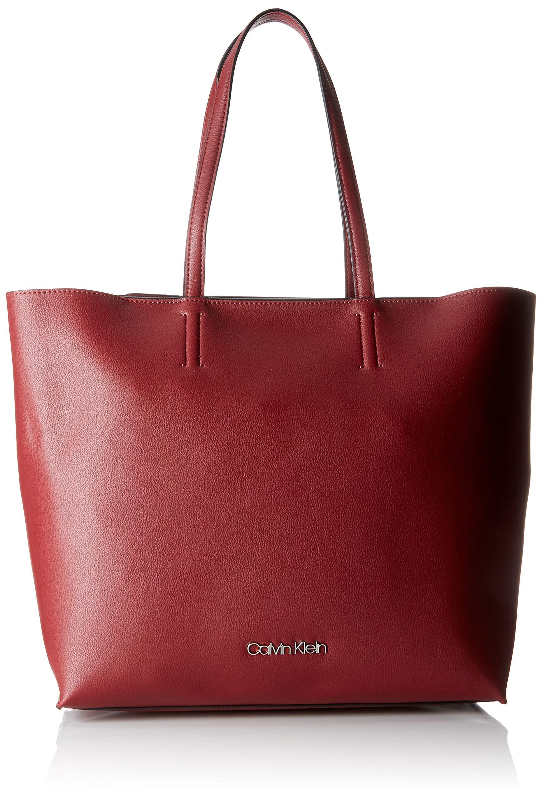 Klein Carteras Bolsos Y Mujer Tack Calvin Shopper — Totes 8nN0Owyvm
