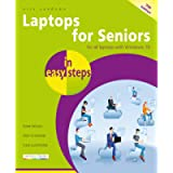 Laptops for Seniors in easy steps, 7th edition - for all laptops with Windows 10