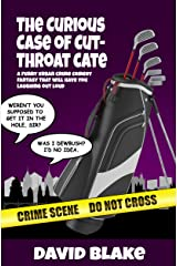 The Curious Case of Cut-Throat Cate: A funny urban crime comedy that will have you laughing out loud (Inspector Capstan Book 2) Kindle Edition