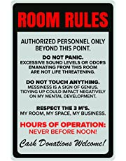 Inephos Funny Paper Posters for Room (Pink, 12 x 18- inch)