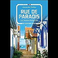 Rue de Paradis: Luc Verlains fünfter Fall (Ein Aquitaine-Krimi 5) (German Edition)