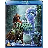 Raya & the Last Dragon BD [Blu-ray] [UK Import]