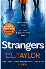 Strangers: From the author of Sunday Times bestsellers and psychological crime thrillers like Sleep comes the most gripping book of 2020 Kindle Edition