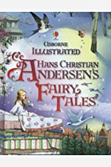 Illustrated Hans Christian Andersen's Fairy Tales (Illustrated Stories) Hardcover