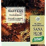 Mast Lax Sanaflor masticable de Santiveri (75 gr): Complemento alimenticio a base de plantas para masticar para ayudar a la r