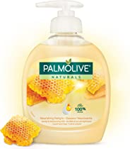 Palmolive Liquid Hand Soap Pump Milk & Honey Wash - 300Ml 1 Pack