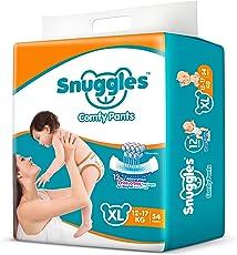 Snuggles Standard XL Size Diaper Pants (54 Count)