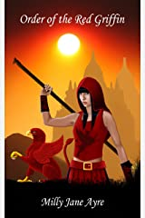 Order of the Red Griffin (Mixed Kingdoms Book 3) Kindle Edition