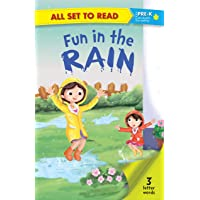 All set to Read-Level Pre-K Fun in the Rain- READERS