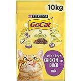 Nestle PET-242467 - Go Cat Poulet de Canard 10 kg