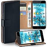 MoEx Premium Book-Case Handytasche kompatibel mit Huawei P10 Plus   Handyhülle mit Kartenfach und Ständer - 360 Grad…