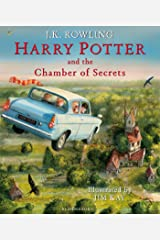 Harry Potter and the Chamber of Secrets: Illustrated Edition (Harry Potter Illustrated Edtn) Hardcover