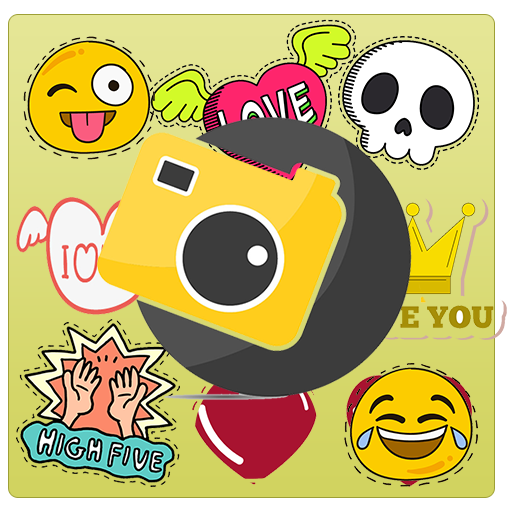 Camera Sticker And Emoji Maker
