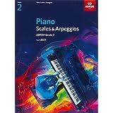 Piano Scales & Arpeggios, ABRSM Grade 2: from 2021