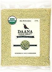 Daana Organic Urad Dal (Whole), Single Origin, 2 Kg