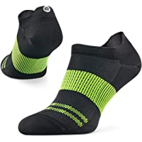 Rockay Agile Ultralight Running Socks for Men and Women, Thin, Ankle Cut, Arch Support, 100% Recycled, Anti-Odor