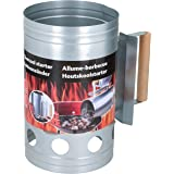 BBQ Collection - Encendedor para barbacoas o chimeneas (ØxHxB) ca. 16 x 27 x 25,5 cm