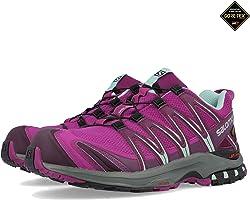 Salomon Damen XA Pro 3D GTX, Trailrunning-Schuhe, Wasserdicht