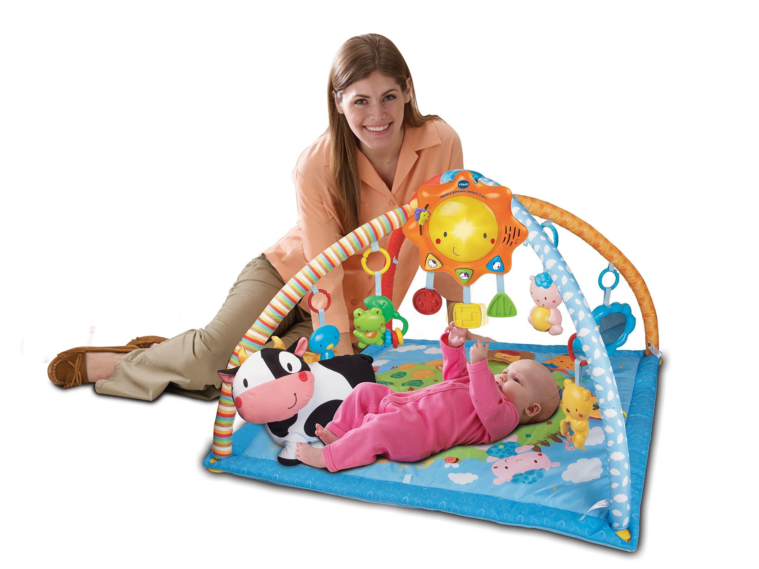 Centro de actividades VTech Baby gimnasio figuras móviles