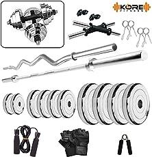 Kore K-SP-20kg Combo 2-WB-SL Home Gym