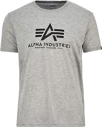 ALPHA INDUSTRIES Men's Basic T-Shirt