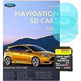 Ford MFD V10 navigatie-SD-kaart | laatste update 2020 | Ford MFD navigatie-kaart voor Europa