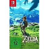 The Legend Of Zelda Breath Of The Wild Nintendo Switch Game [German]