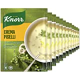 Knorr Crema Con Piselli - Confezione Da 12 Pezzi - 1.16 kg