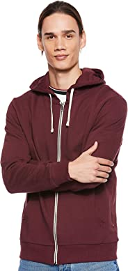Jack & Jones Erkek Sweatshirt'Ler Jjeholmen Sweat Zip Hood Noos