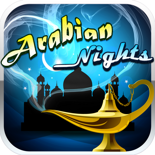 Arabian Nights Bejeweled Rock