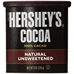 Hersheys Cocoa Natural Unsweet - 226 g
