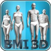 BMI 3D - Body Mass Index in 3D
