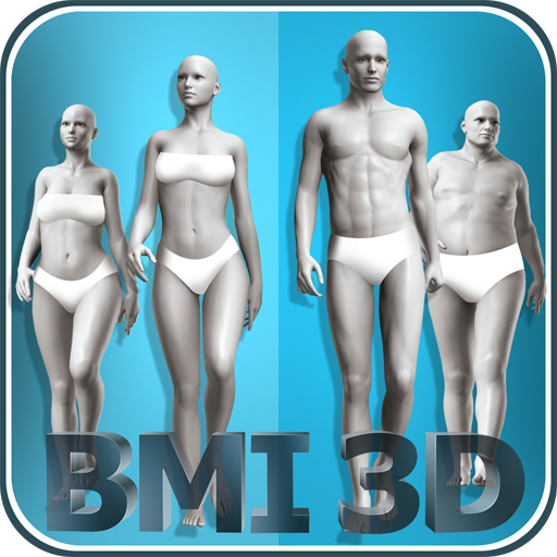 Body-mass-index Bmi-rechner (BMI 3D (3D BMI Rechner))