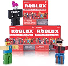 ROBLOX Series 1 action Figure mystery box + Virtual Item Code 2.5